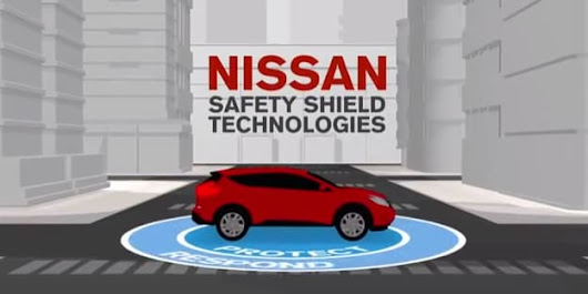 VIDEO: How Does Nissan Safety Shield Work?
