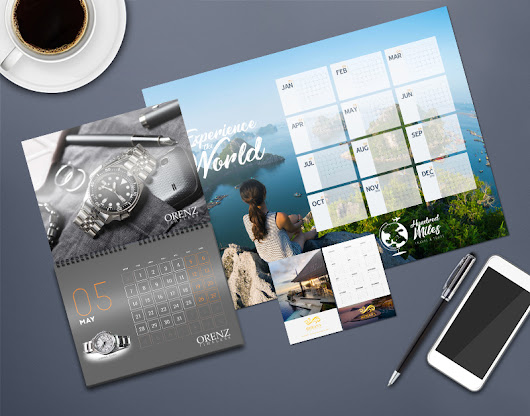 The Best Way to Make Personalized Calendars for Effective Promotions