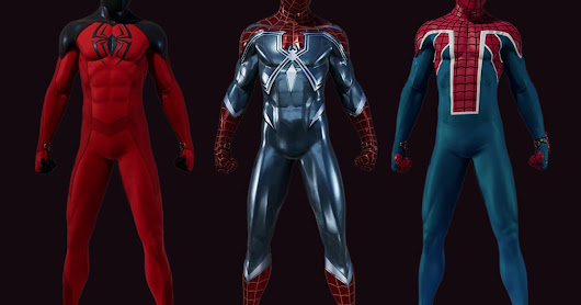 'Spider-Man' DLC arrives next Tuesday with new suits, more web slinging