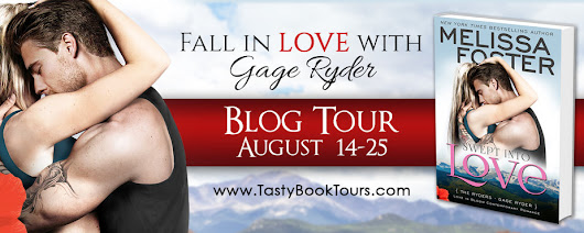 Guest Post ~ Swept Into Love by Melissa Foster... #romance #books @TastyBookTours @Melissa_Foster