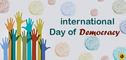 Image result for international day of democracy 2018