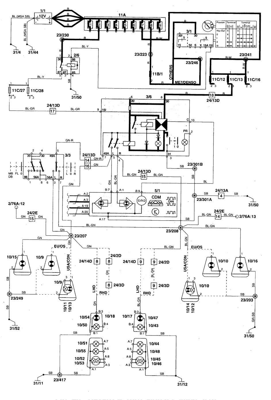 Volvo Vacuum Diagram Gota Wiring Diagram