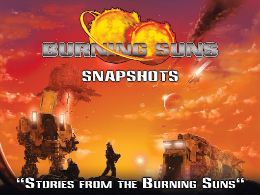 Burning Suns: Snapshots (bundle) for Free
