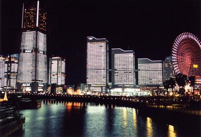 横浜夜景ブログみなとみらいランドマークタワー