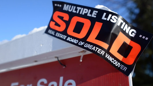 Going, going, sold: Metro Vancouver homes heading to the auction block