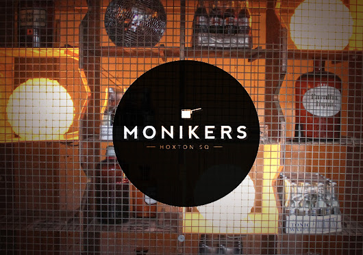 Grub pop-up at Monikers - Grub
