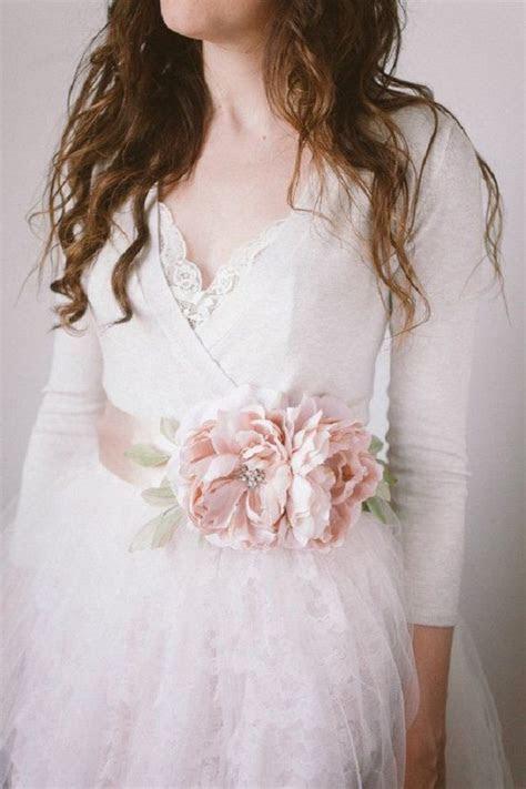 ideas  flower belt  pinterest fabric