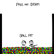 Ball Pit, by Paul and Storm
