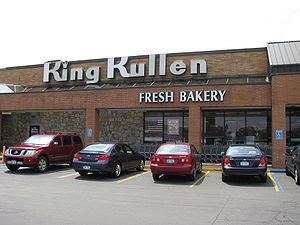 Exterior of the King Kullen in North Babylon, ...