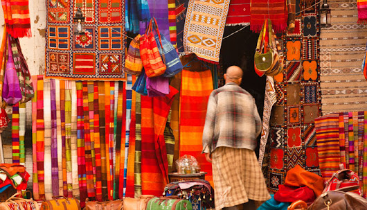 Bargain for Treasures in the Souks of Marrakech