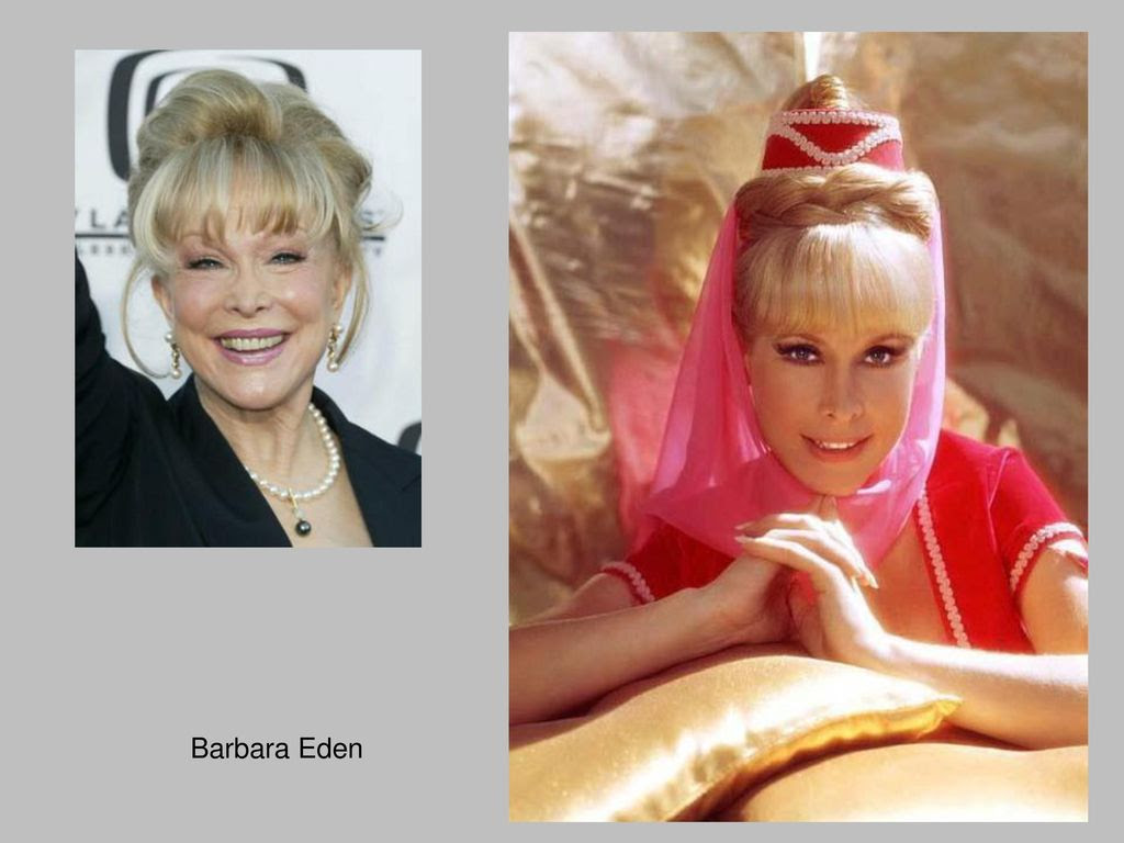 I Dream Of Jeannie Barbara Eden Wallpaper 42635839 Fanpop