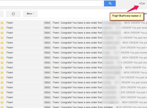 how to earn money on fiverr via email