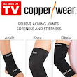 Copper Wear Supreme Nylon Compression Sleeves | As Seen On TV Marketplace