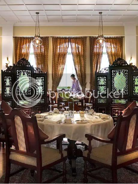 Spa village malacca- the majestic malacca, restaurant
