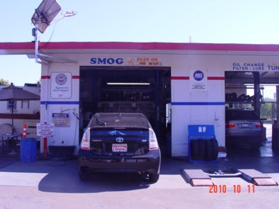SUNNYSIDE 76 Car Care center FULLERTON | BREA - Smog Check Coupons