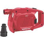 Coleman 4D QuickPump, Red