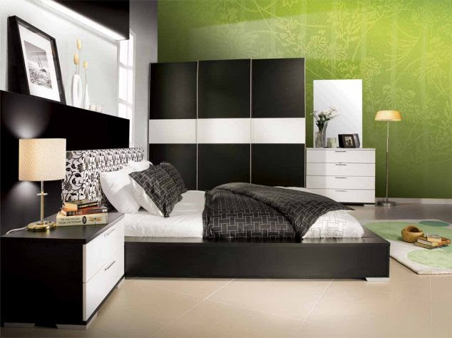 black modern bedroom furniture sets khabars in modern bedroom furniture great selection of modern bedroom furniture 634x474 15 Unique Bedroom Furniture Set to Inspire You