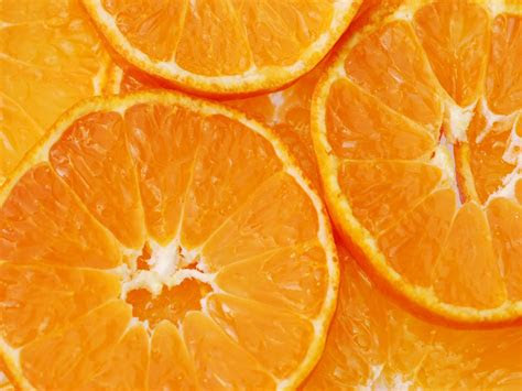 wallpapers orange fruits wallpapers