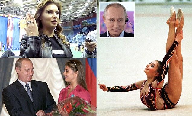 President Putin is said to have married Olympic gymnast Alina Kabayeva