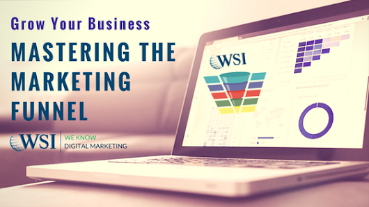 Mastering The Marketing Funnel For Business Growth - WSI-eMarketing Blog