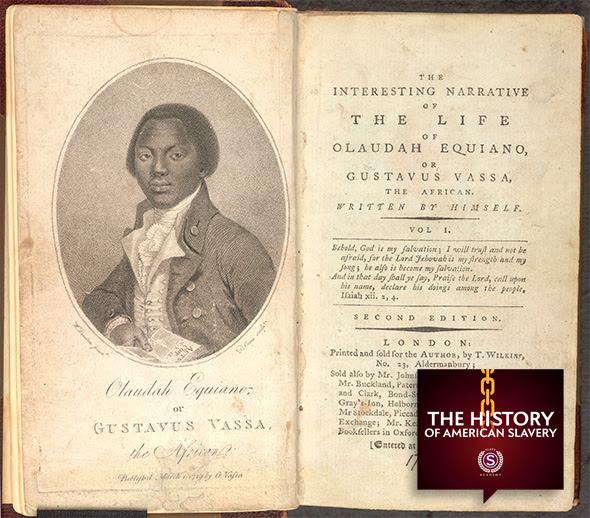 Otobiografi Olaudah Equiano