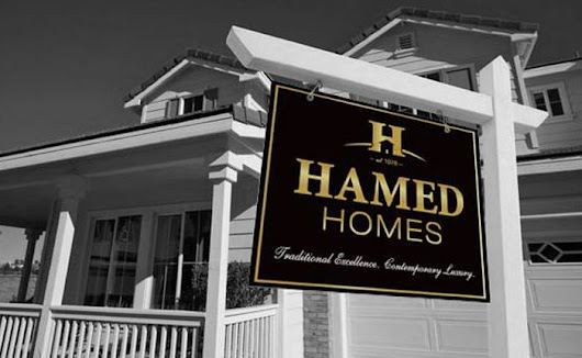 History - Hamed Homes