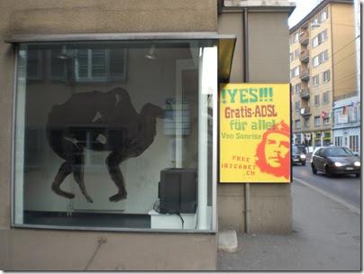 sic! Galerie in Luzern an der Baselstrasse