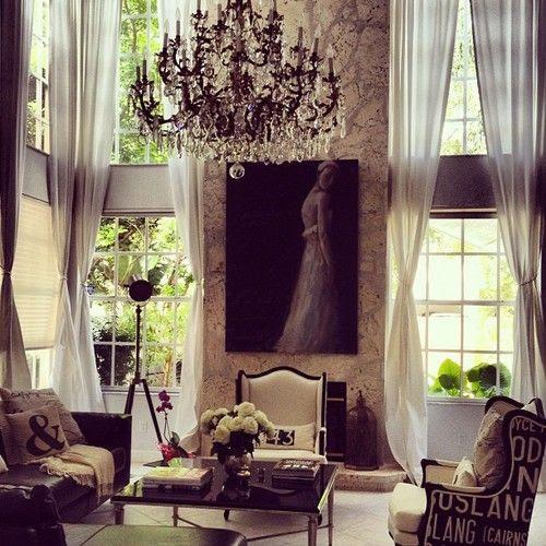 Furniture & chandy