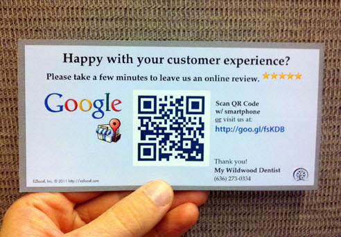 Importance of Google Reviews for Businesses | Cascade Valley Designs