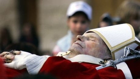Pope John Paul II's blood stolen from Italian church - World - CBC News