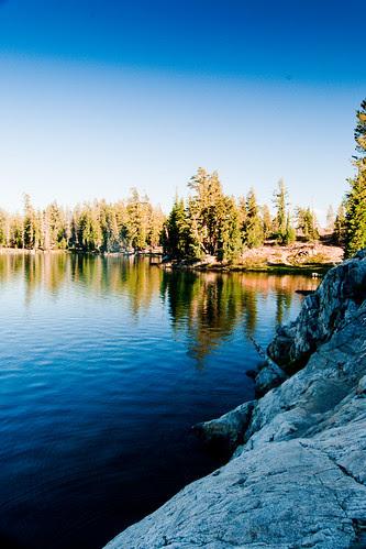 May Lake Reflections