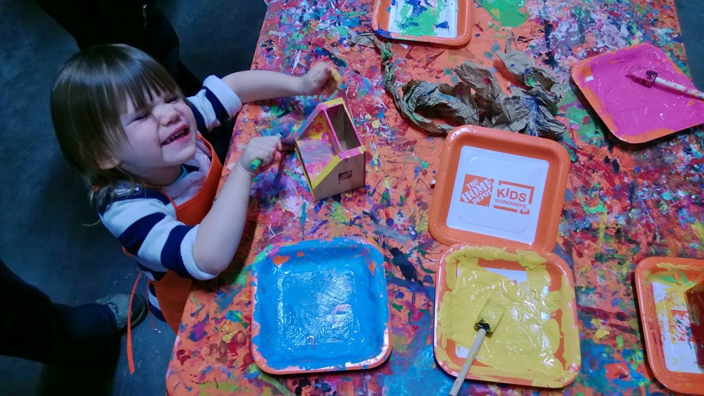 Magnificent Home Depot Kids Workshops > Great Branding But Where's The Social 1024 x 576 · 208 kB · jpeg