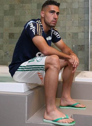 Gabriel Palmeiras (Foto: César Greco / Ag. Palmeiras / Divulgação)
