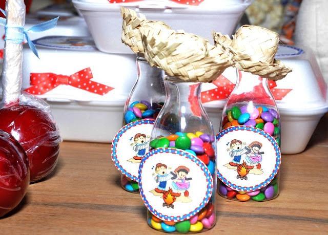 10 ideias decoracao festa junina anivesario festinha escola em casa lembrancinha(4)