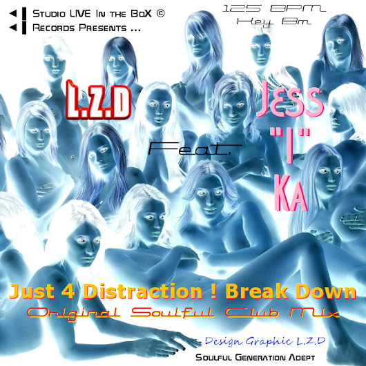 "L.Z.D Feat. Jess ""I"" Ka - Just 4 Distraction ! Break Down (Original Soulful Club Mix)"