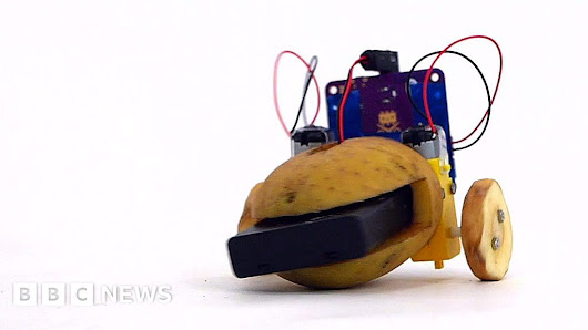 The AI bot you can make with a potato