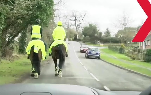 One rider involved in a road incident every day, says BHS - Horse & Hound