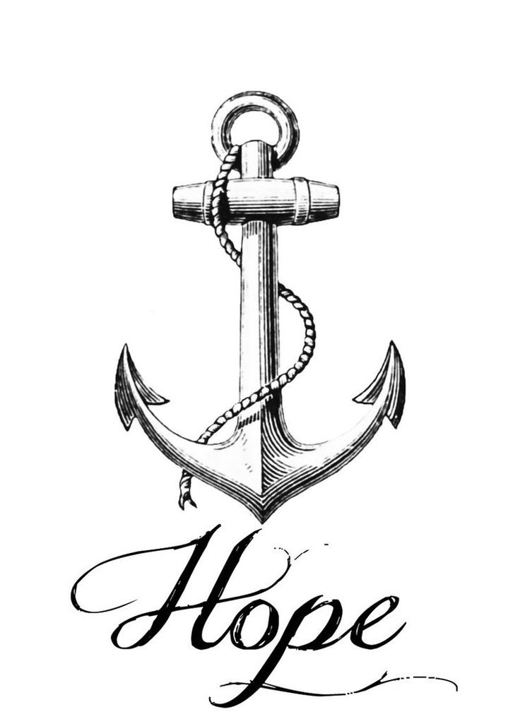 The Best Free Anchor Drawing Images Download From 50 Free Drawings