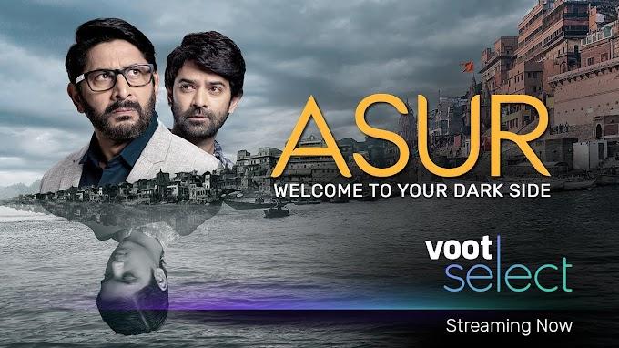 Asur (2020) - Voot Select Hindi WebSeries Season 1 480p 720p HDRip Download