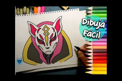 Dibujos De Fortnite Deriva Sin Mascara