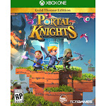 Portal Knights Gold Throne Edition [Xbox One Game]