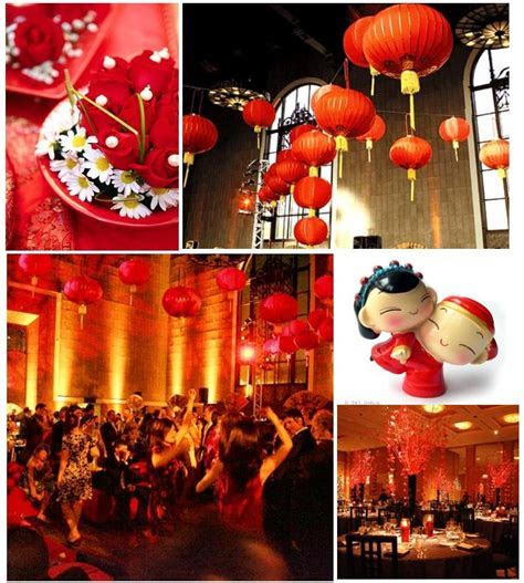 Chinese wedding spirit for your decoration ? Weddings on