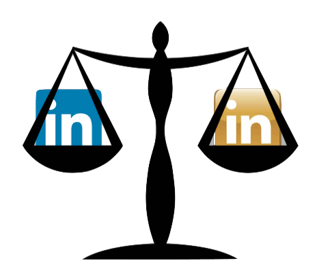 Differenza tra Linkedin Base Gratuito e Linkedin Premium?