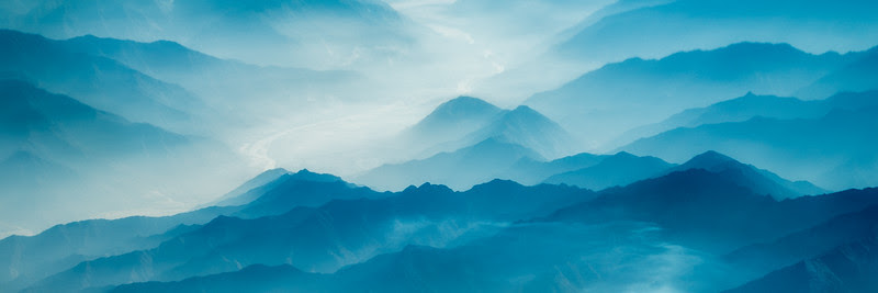 2013 Pic(k) of the week 41: Misty morning over the Himalayas