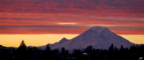 Mount Rainier National Park Shooting
