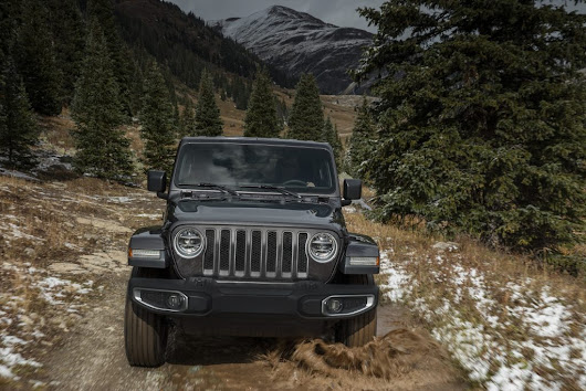 Wrangler Wednesday: All 2018 Jeep® Wranglers are Trail Rated | FCA North America Corporate Blog