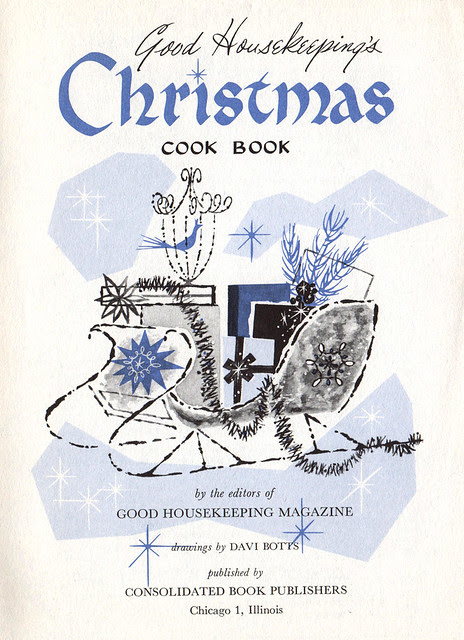 Good Housekeeping's Christmas Cook Book 1