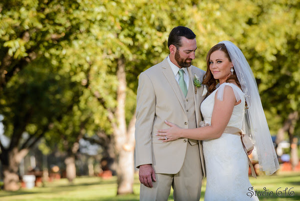 phoenix wedding photographer - bride and groom portrait wedding photography
