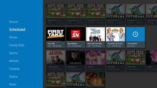 Google and SiliconDust release DVR software for Android TV (with HDHomeRun tuner) - Liliputing