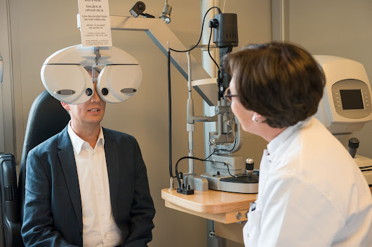 Eye Exam - Importance of Yearly Checkup